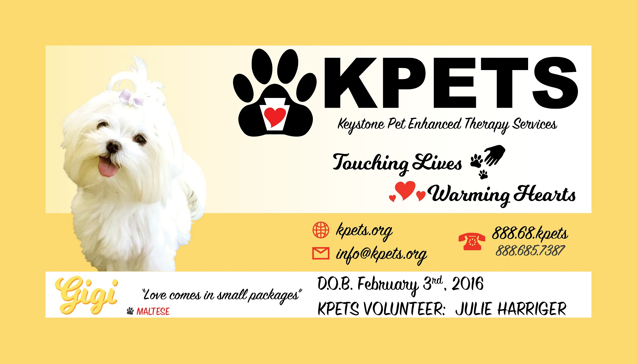 Business cards keystone pet enhanced therapy services business cards colourmoves